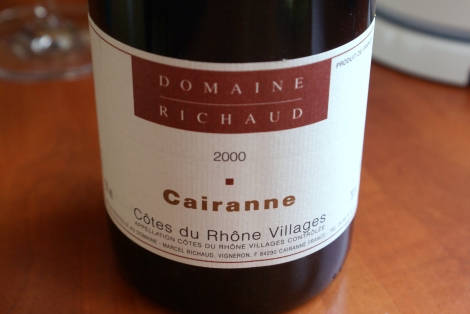 Earthy fire and silky fruit: Rhône at its very best.