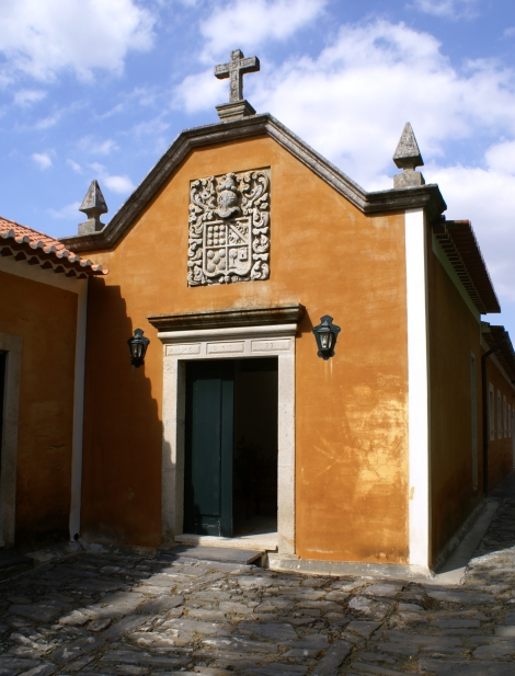 Founded in 1716, Vallado still has some 18th-century buildings.