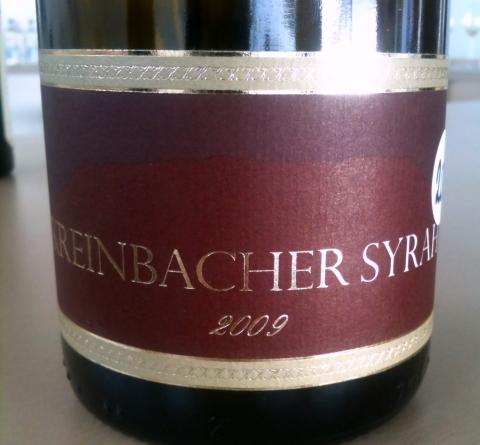 Kreinbacher Syrah 2009